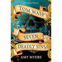 cover image of Tom Wasp and the Seven Deadly Sins