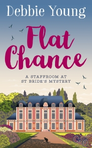 Ebook cover for Flat Chance