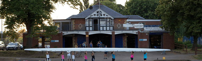 Photo of Evesham Rowing Club