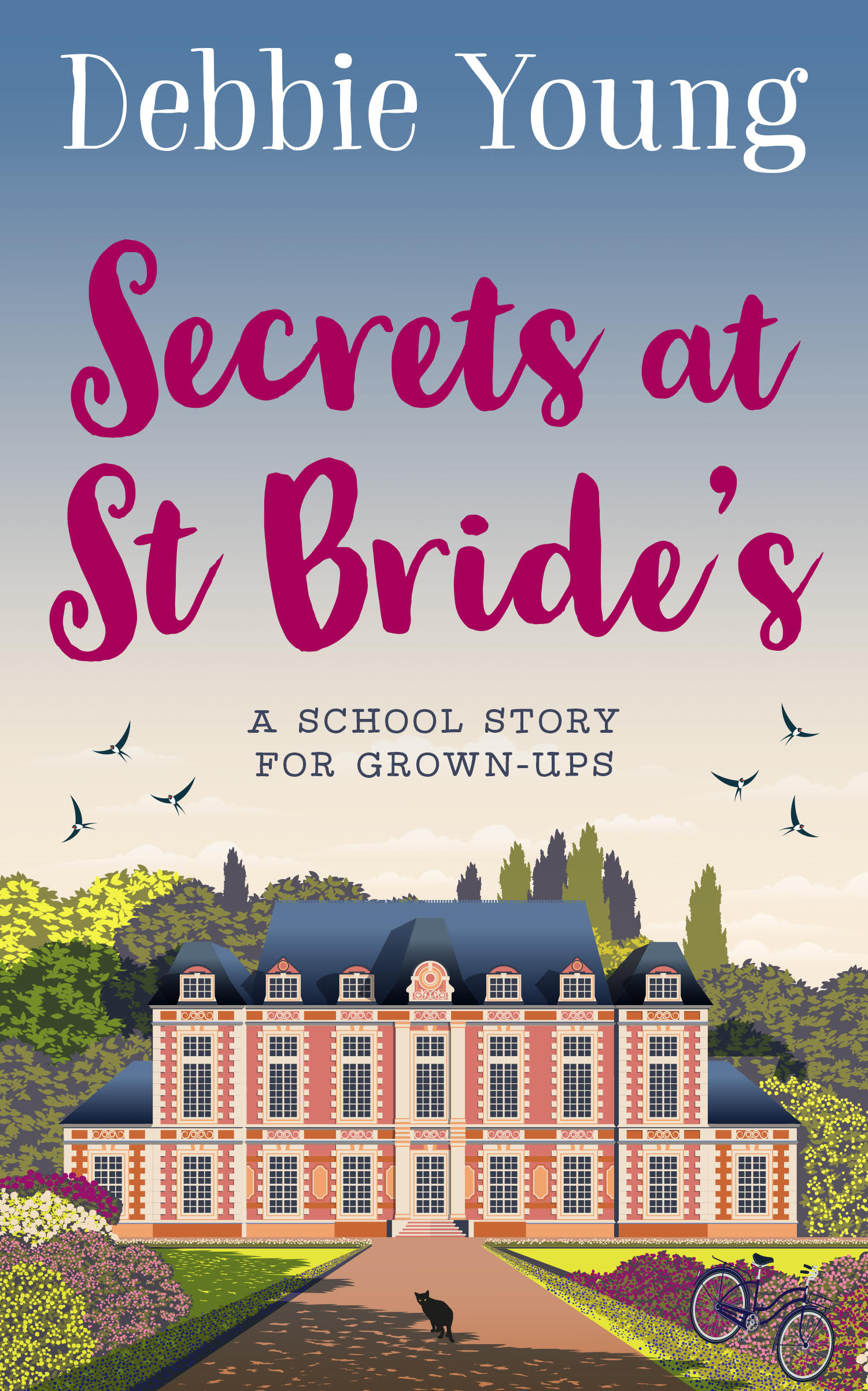 """Reviews of """"Secrets at St Bride's"""" – Debbie Young's Writing Life"""