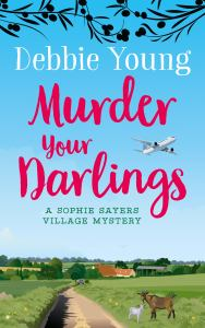 cover of Murder Your Darlings