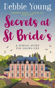 cover of Secrets at St Bride's
