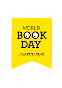 World Book Day logo 2020